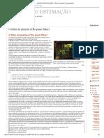 ANIMAIS de ESTIMAÇÃO_ O Filtro de Plantas (the Plant Filter)