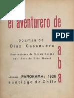 El Aventurero de Saba, Humberto Díaz Casanueva