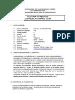 Sílabo Matemática Básica - UNJFSC