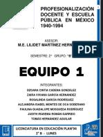 PECULIARIDADES DEL DESARROLLO DEL ESTADO-NACIÓN MEXICANO