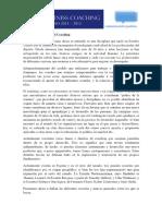 Escuelas y Enfoques Del Coaching - PDF