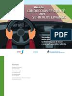 Guia de Conduccion Efiente Para Vehiculos Livianos
