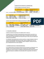 Proyecto (Mercado de Carbono)
