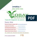 Tarea # 4 Edicion Basica de Documentos