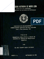 Manual Para La Propagacion de Orquideas