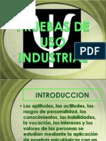 Pruebas de Uso Industrial Ceutec