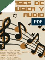 Clases de Música y Audio