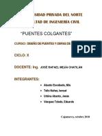2. PUENTES COLGANTES