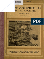 Shop Arithmetic for the Machinist Book N° 18.pdf
