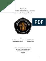 340279260 Makalah Fina Nur Rahman Menilai Kondisi Ekonomi Dan Global