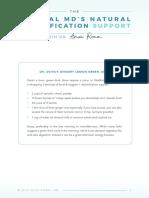 Avivaromm Natural Detoxification Support