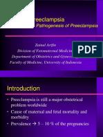 Basic of Preeclampsia