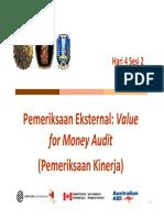 Pemeriksaan Eksternal - Value for Money.pdf