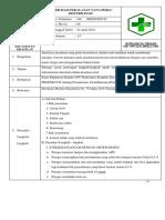 7.3.2.3 Sterilisasi Peralatan Yang Perlu Disterilisasi