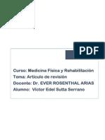 Articulo de Revision - Rehabilitacion