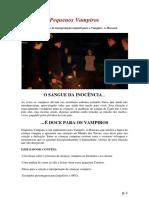 Vampiro a Máscara - Pequenos Vampiros - Biblioteca Élfica.pdf
