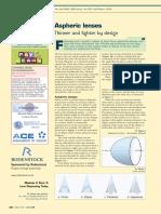 Aspheric lenses design.pdf