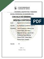 Circulo de Deming