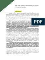 Resumo Capitulo 4 Desenvolvimento Sustentável