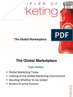 The Global Market Place
