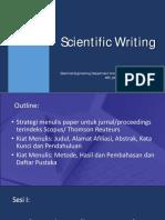 Scientific Writing PPT