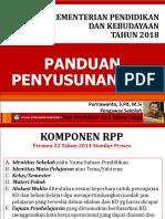 Penyusunan RPP Kur13 2018 Lengkap