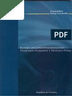 BLOQUE DE CONSTITUCIONALIDAD DERECHOS HUMANOS Y DERECHO PENAL - Rodrigo Uprimy.pdf