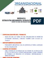 Diseño Organizacional Parte 6