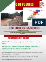 Clase 04 Estudios Basicos Lineas de Influencia