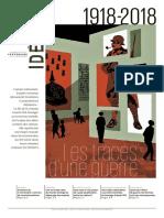 2018.11.03 - Le Monde - Idees - 1918-2018 Les Traces Dune Guerre
