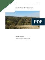 Landscape Function Analysis