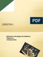 Didáctica I Sesion 2