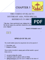 Chapter 5 (The Coming Of Islam To S.E Asia)