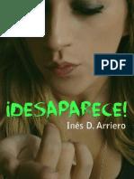 Arriero Ines D - Desaparece