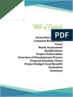 STUDES 3 Proposal Design