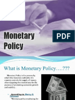 Chapter 2 Monetary Policy