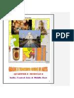 Grade 8 Teaching Guide in Arts q3