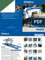 Aserraderos Timbery M120