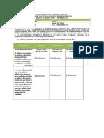 Acta de Evaluación 2do Parcial 18 - 18 Tercer