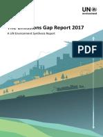 Emissions Gap Report 2017