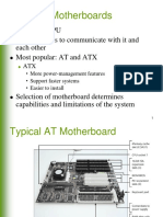 Motherboard PowerPoint