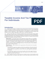 Canadian Principles to Taxation Vol 1 Chapter 4