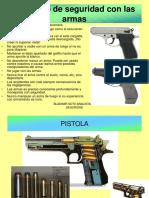 balistica armas cortas