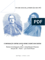 David Hume vs. René Descartes
