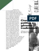 Cinema Político e Gêneros Tradicionais
