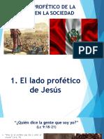 Rol Profetico de La Iglesia