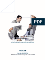 Manual Sicalwin 8.00.0002_ Cálculo PMP