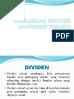 Kebijakan dividen.ppt