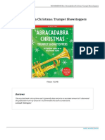 Abracadabra Christmas Trumpet Showstoppers Doc
