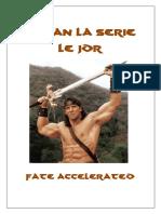 Conan La Série - FATE v1.0